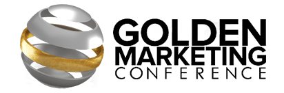 Golden Marketing Conference - 15.07. GMC Live! / 14-15.09. GMC Poznań / 24-25.11 GMC Katowice Logo
