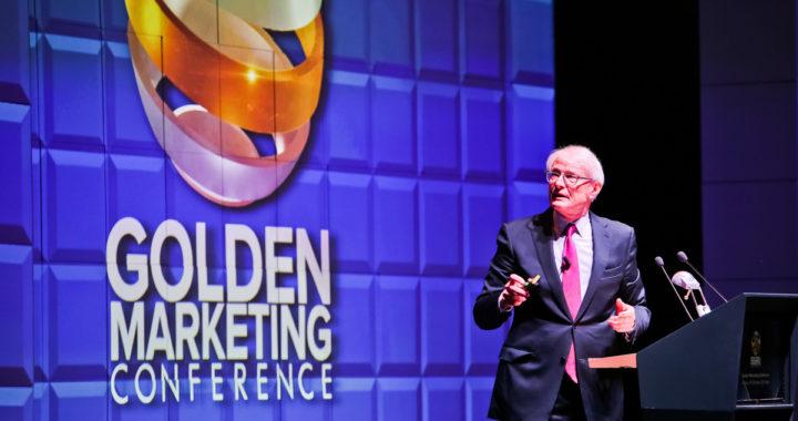 Michael E. Porter na Golden Marketing Conference